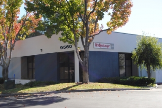 3687 Square Foot Industrial Space For Lease At 9665 Chesapeake Dr