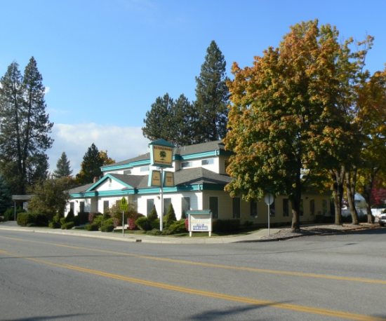 610 Square Foot Office Space For Lease 2115 E Sherman