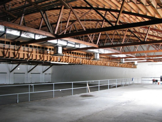 32 205 Square Foot Industrial Space For Lease 5107 N