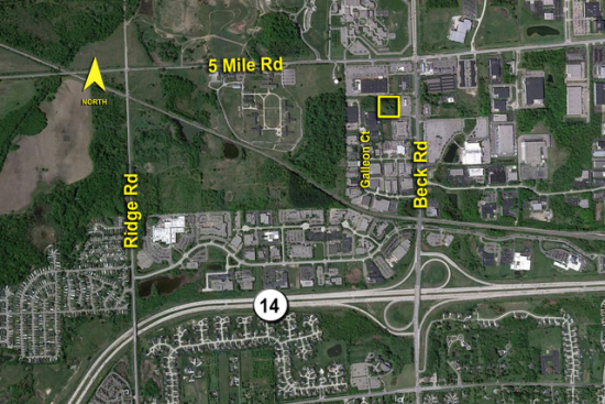 Land Available For Sale Beck Road Plymouth Mi 48170 Rofo