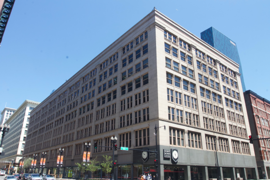 54,768 Square Foot Office Space For Lease @ 1401 South State Street on