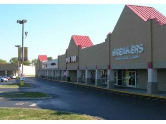 2,500 Square Foot Retail Space For Lease @ 5100 Clinton