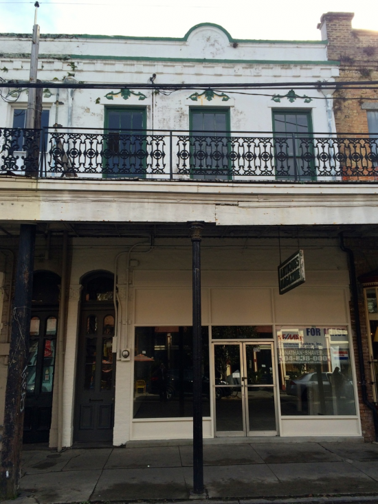 Magazine Street New Orleans Map.2 200 Square Foot Retail Space For Lease 2028 Magazine Street