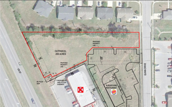 Land Available For Sale 100 Block Of Quinn Drive Nicholasville