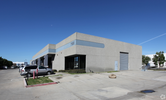 8482 Square Foot Industrial Space For Lease At 7580 Britannia Court