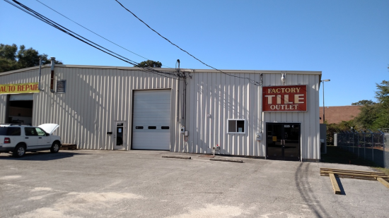 2 582 Square Foot Industrial Space For Lease 1932 Oleander Drive