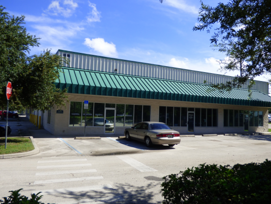 Industrial Space For Lease @ 3231 Old Winter Garden Road, Orlando ...