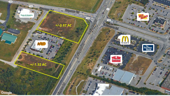 Land Available For Lease 4089 Lexington Road Nicholasville KY