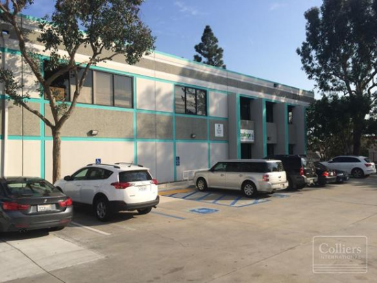 6346 Square Foot Industrial Space For Lease At 3350 Market Street