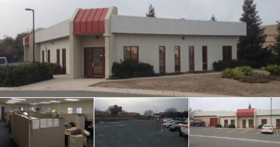 7 234 Square Foot Industrial Space For Lease 2625 Crow