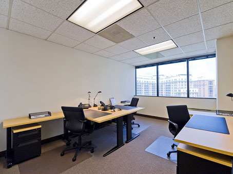 400 Square Foot Office Space For Lease @ 3 Bethesda Metro Center ...