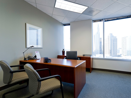 125 Square Foot Office Space For Lease @ 525 North Tryon Street   Ste 1600,  Charlotte, NC 28202 | Rofo