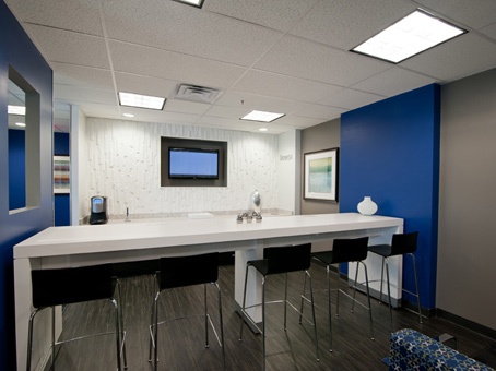 office blue. 800 Square Foot Office Space For Lease @ 5 Sentry Parkway West - 2nd Flr Blue O