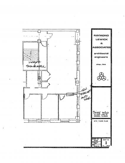 2010 Square Foot Office Space For Lease 70 East Lake Street