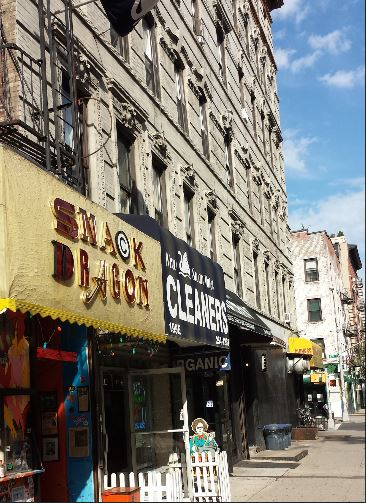 325 Square Foot Retail Space For Lease @ 199 East 3rd Street