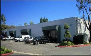 2378 Square Foot Industrial Space For Lease At 10635 10637 10639
